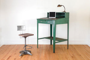 Industrial Shop Desk