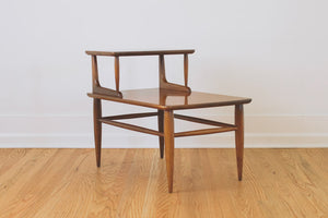 MCM Step Side Table