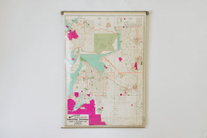 Tacoma Schoolhouse Map