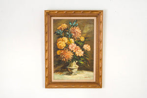 Original Floral Still Life Painting
