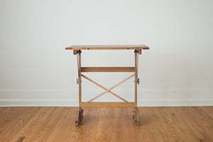 Copy of Vintage Drafting Table