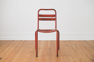 French Industrial Chair