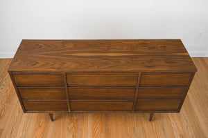MC Walnut Lowboy