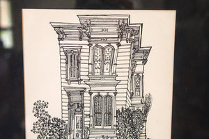 San Francisco House Prints