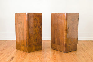 Art Deco Nightstands