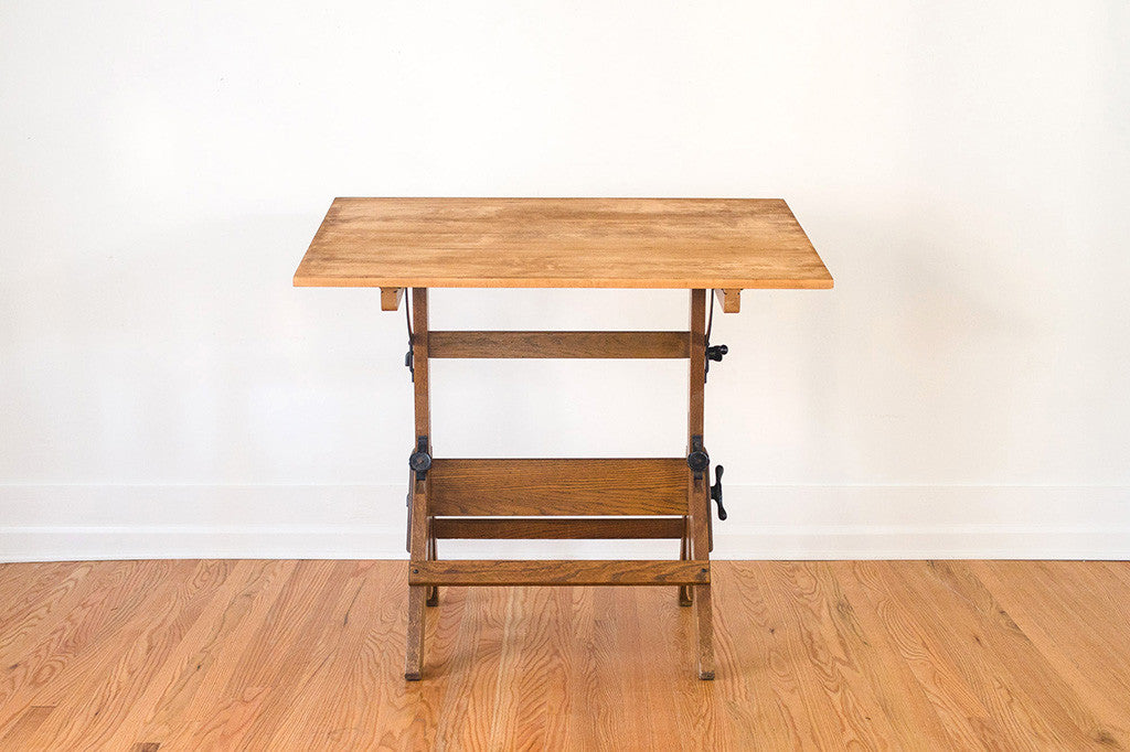 Hamilton Drafting Table Homestead Seattle