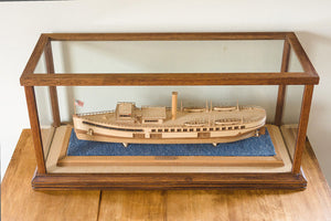 Handcrafted Model Ship