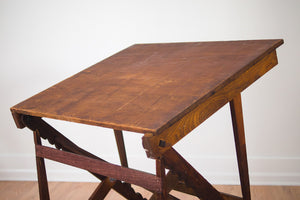 Keuffel & Esser Draftsman's Table