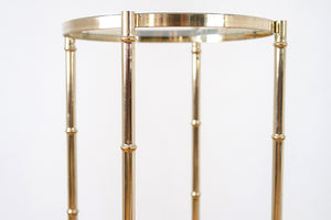 Brass Plant Stand