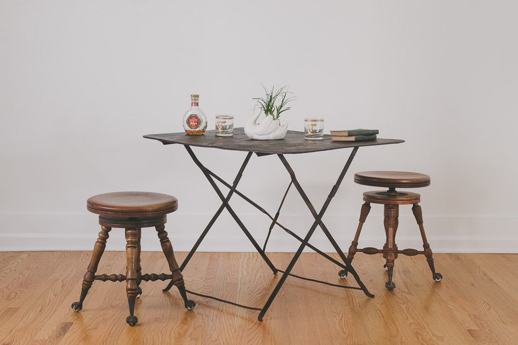 MCM French Cafe Table
