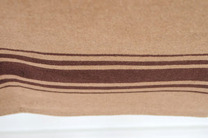 Brown Stripe Blanket