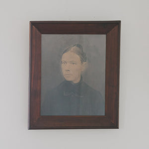 Framed Victorian Portraits