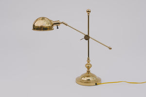 Hollywood Regency Desk Lamp