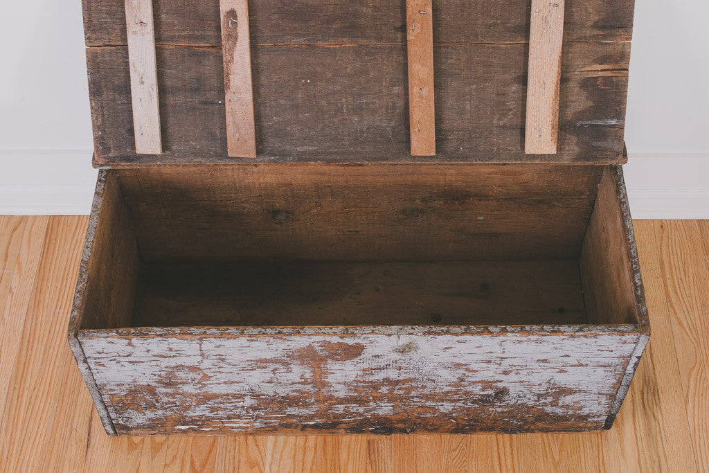 Vintage Farmhouse Trunk