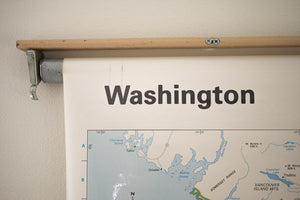 Washington State Schoolhouse Map