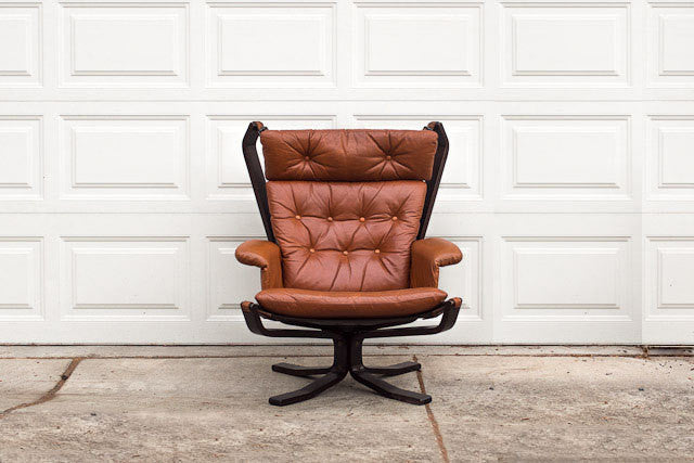 Sigurd Resell Falcon Arm Chair