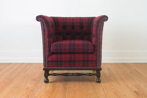 Pendleton Chesterfield Chair