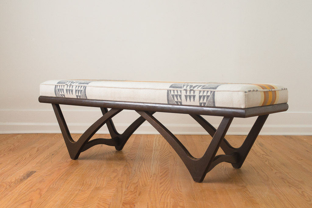 Pearsall Pendleton Bench 04