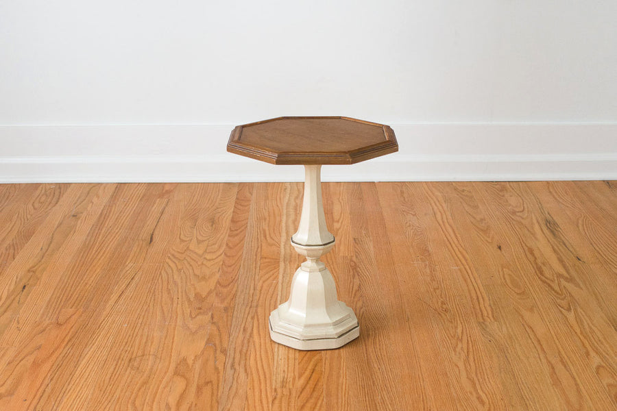 Amberwood Side Table
