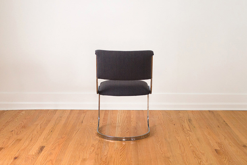 Milo Baughman Dining Chairs