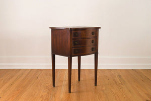 Serpentine Night Stand