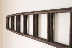 Antique Barn Ladder