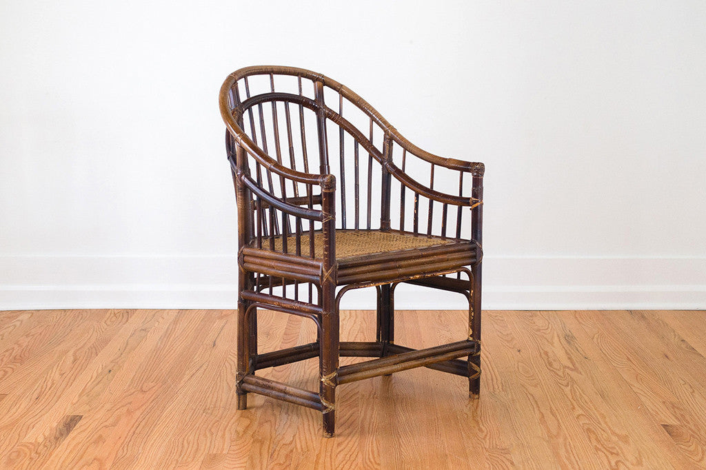 Chinoiserie Cafe Chair