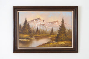 Northwest Landscape Painting