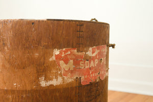 Soap Box Side Table