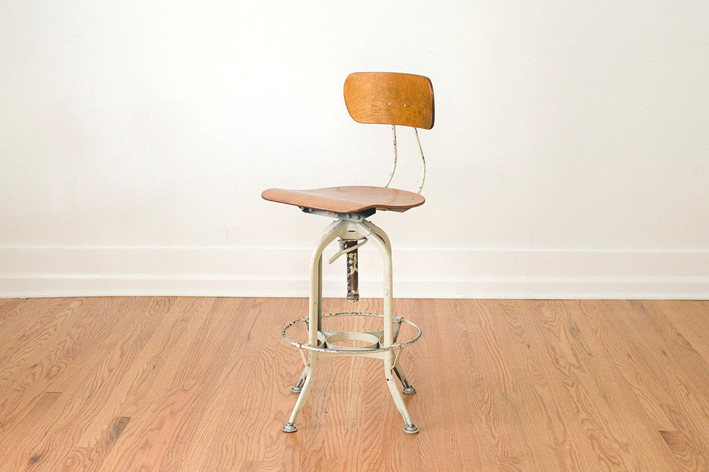 Pair of Toledo Stools