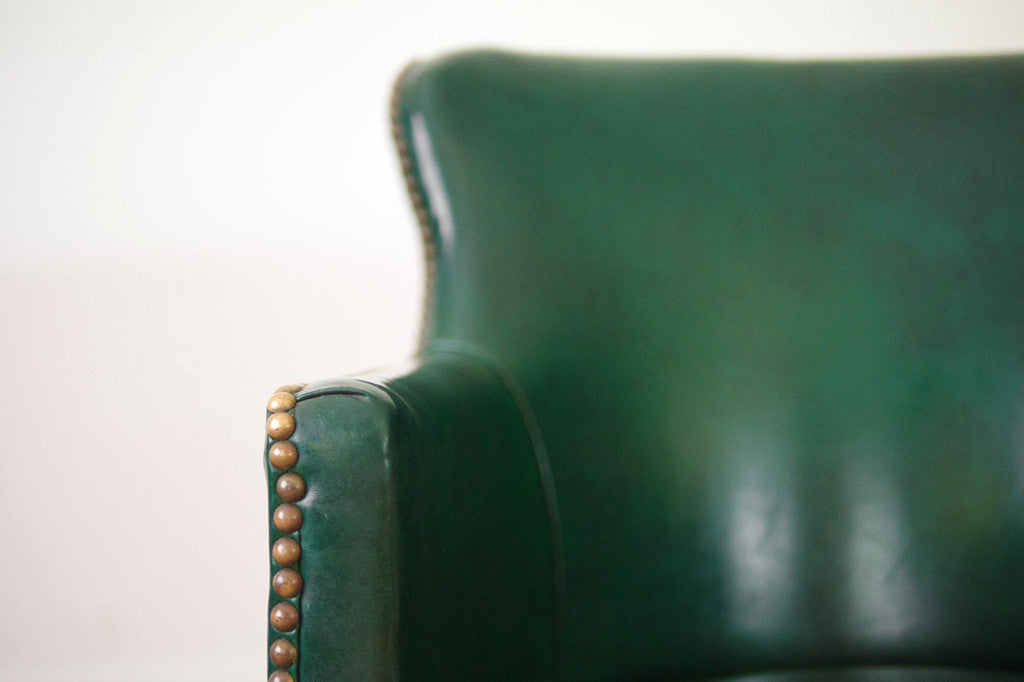 Awesome Emerald Green Accent Chair