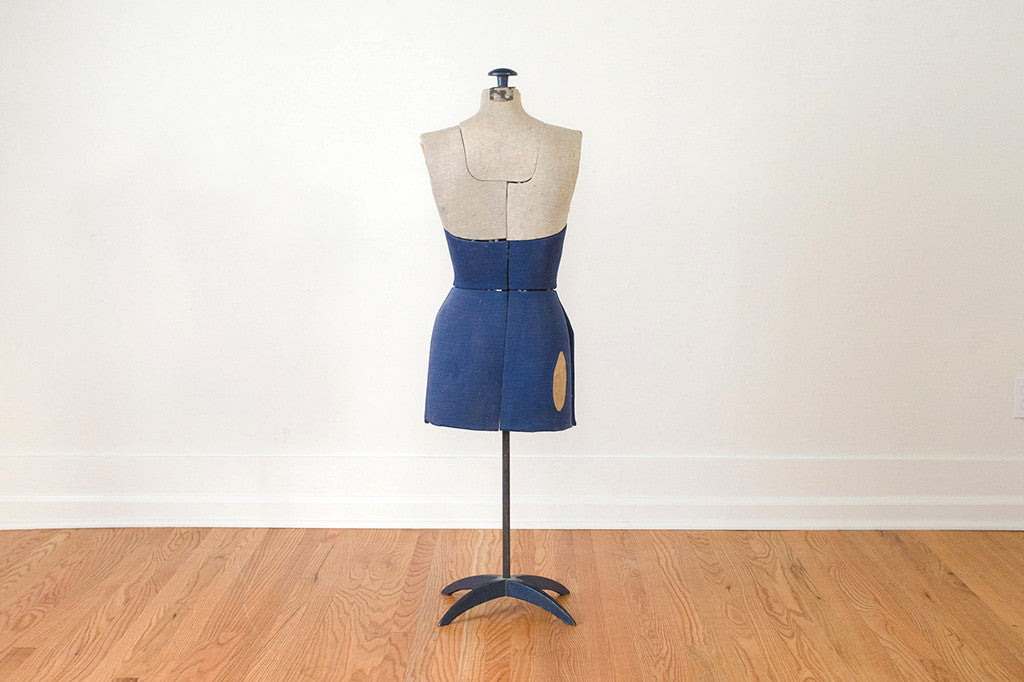 Industrial Dress Form