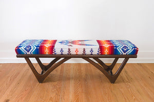 Pearsall Pendleton Bench 06