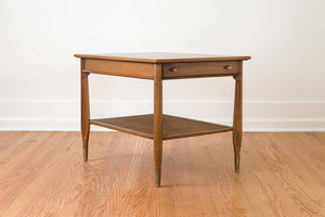 MCM Teak Side Table