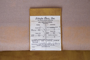 Schafer Brothers English Roll Arm