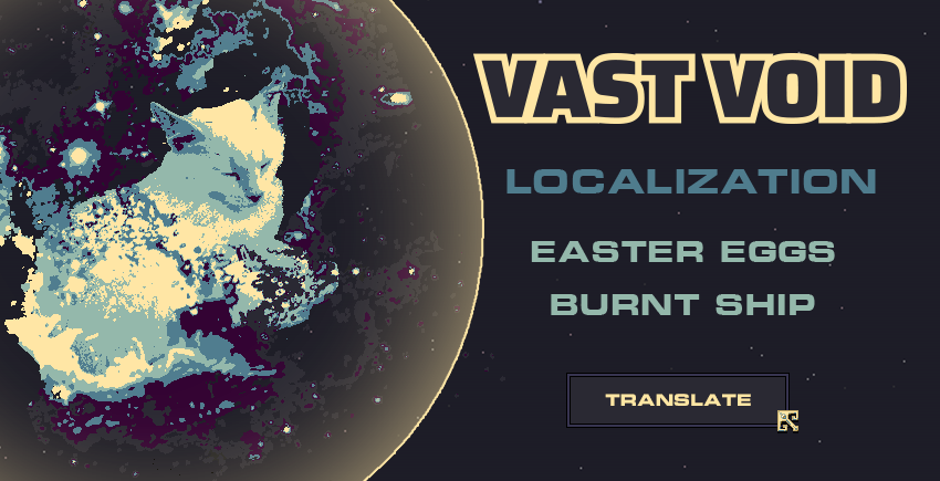 Translation - Easter Egg Riddles & Burnt Ship