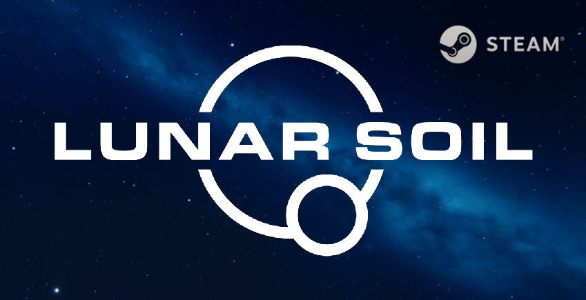 Lunar Soil - Steam Store Page