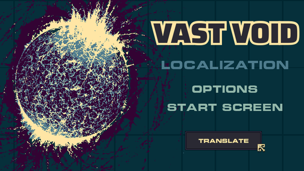 Translation - Options & Start Screen