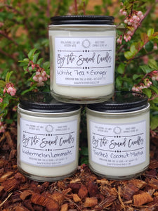 Remnant & Sample Scents - Wood Wick Soy Candles 7oz