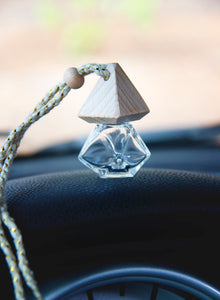 Car Diffuser Air Freshener - Clear