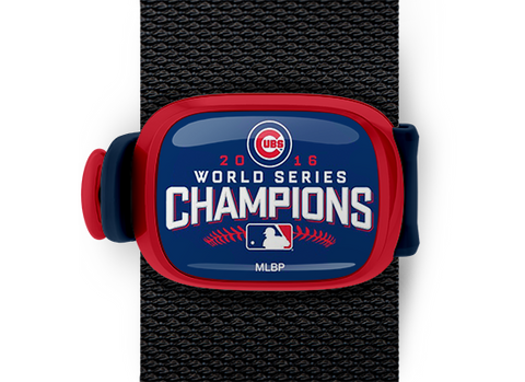 Chicago Cubs 2016 World Series Champions Stwrap