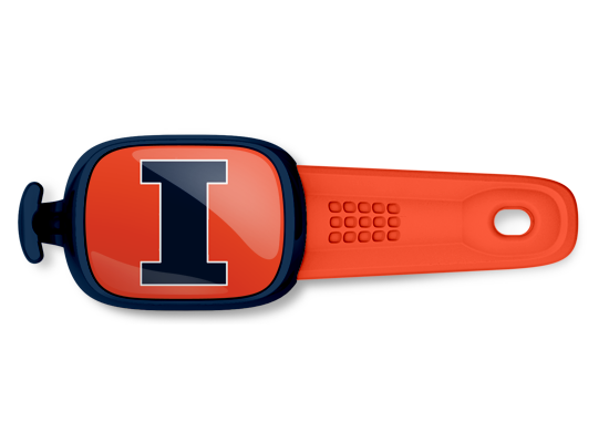 Illinois Fighting Illini Stwrap - Stwrap