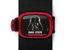 Ohio State Buckeyes Darth Vader on Black Stwrap - Stwrap
