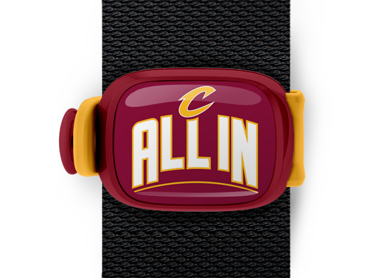 """All In"" Cleveland Cavaliers (Cavs) Stwrap - Stwrap"