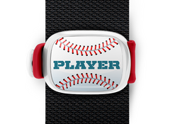 Baseball Player Stwrap - Stwrap