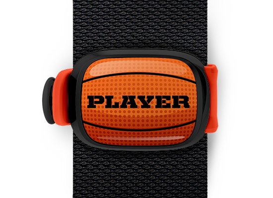 Basketball Player Stwrap - Stwrap