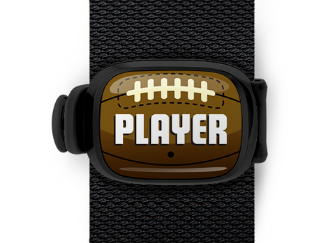 Football Player Stwrap - Stwrap