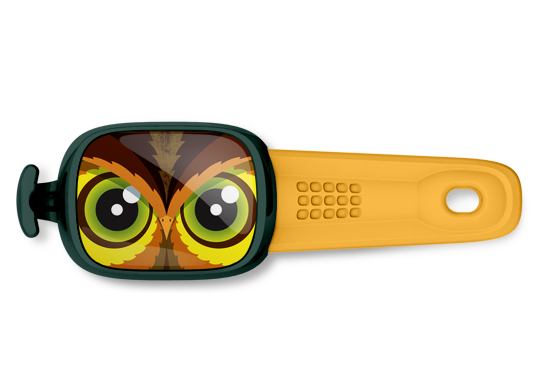 Einstein the Owl Stwrap - Stwrap