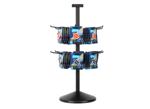 Countertop Spinner Displays - Stwrap