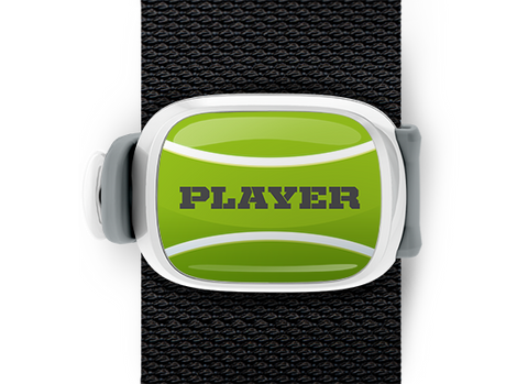 Tennis Player Stwrap - Stwrap